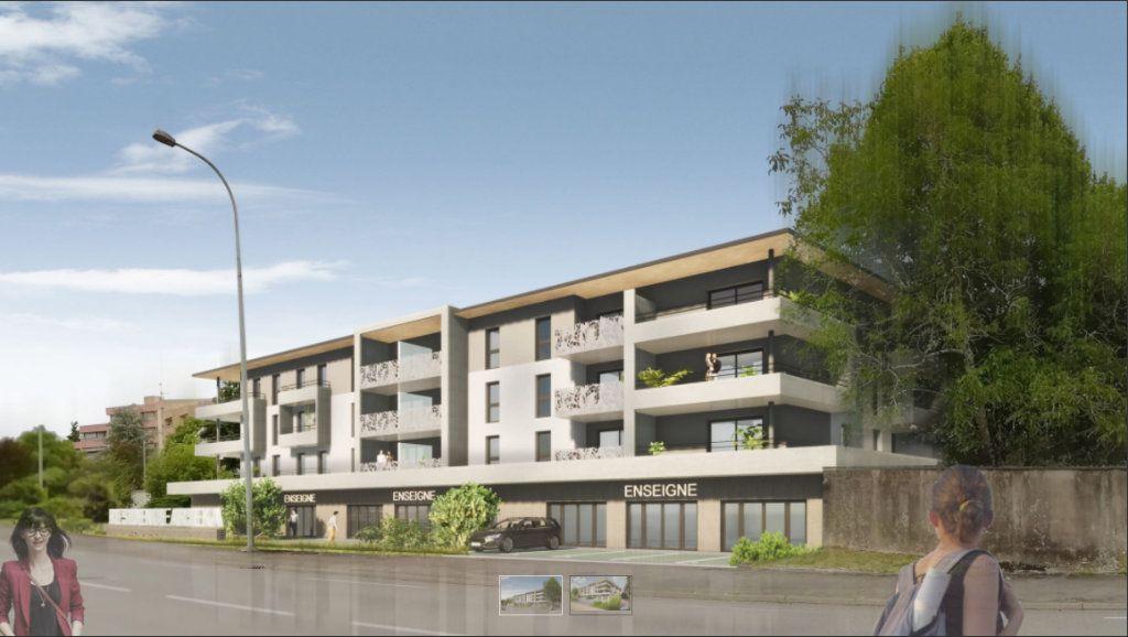 Appartement à vendre 2 42.57m2 à Saint-Paul-lès-Dax vignette-2