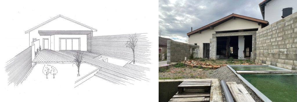 Maison à vendre 4 116m2 à Saugnac-et-Cambran vignette-5