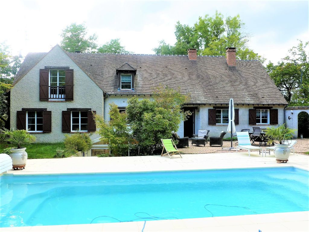 Maison à vendre 7 255m2 à Nemours vignette-1