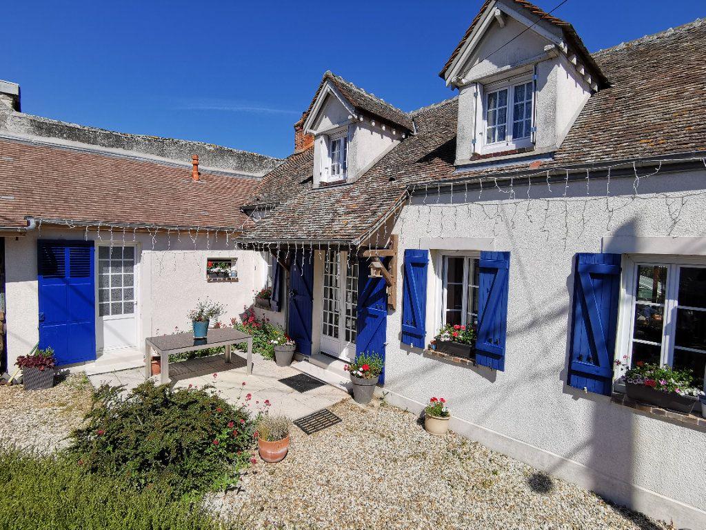 Maison à vendre 10 238m2 à Saint-Pierre-lès-Nemours vignette-1
