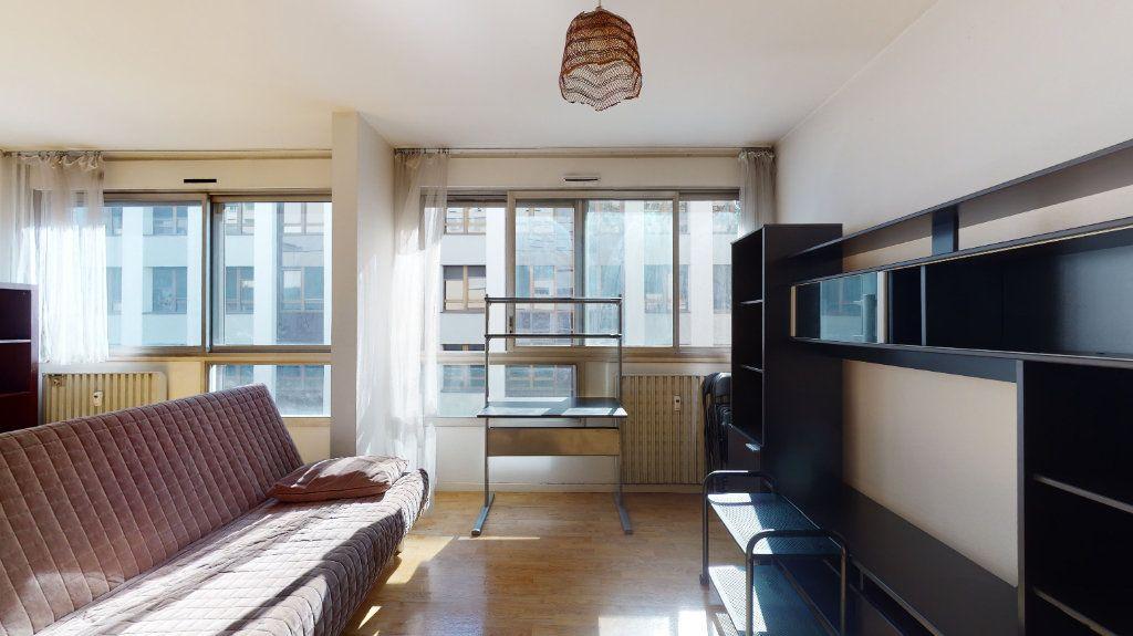 Appartement à louer 1 32.87m2 à Lyon 6 vignette-4