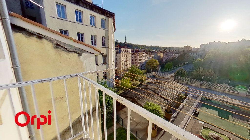 Appartement à louer 2 41m2 à Lyon 1 vignette-5