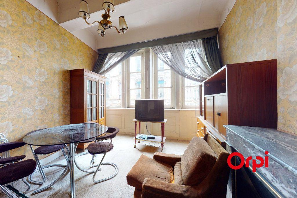 Appartement à vendre 3 51.89m2 à Lyon 1 vignette-1