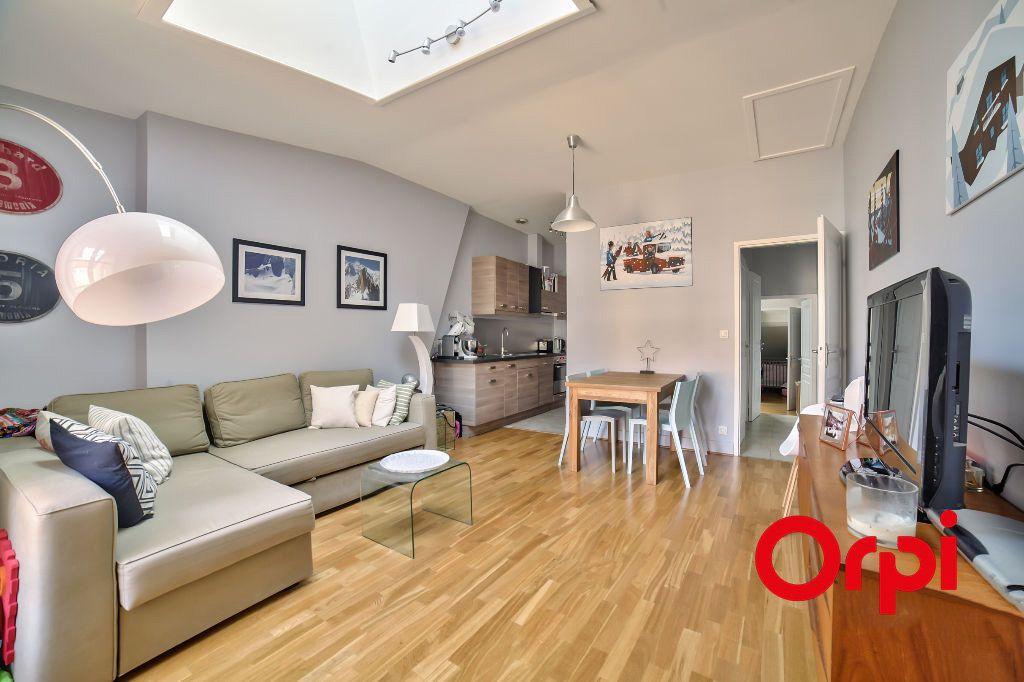 Appartement à louer 2 54m2 à Lyon 2 vignette-2