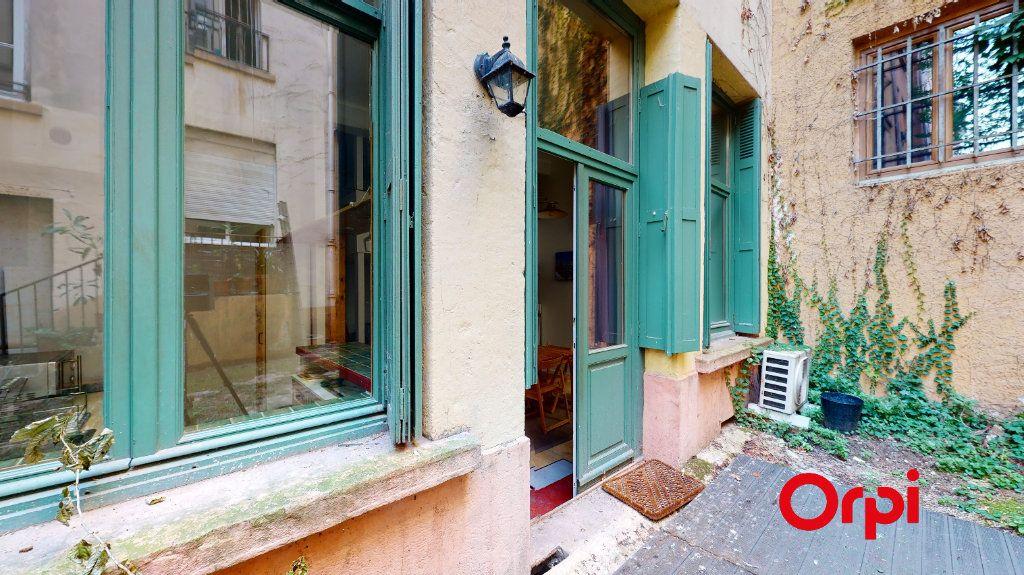 Appartement à louer 2 32m2 à Lyon 1 vignette-3