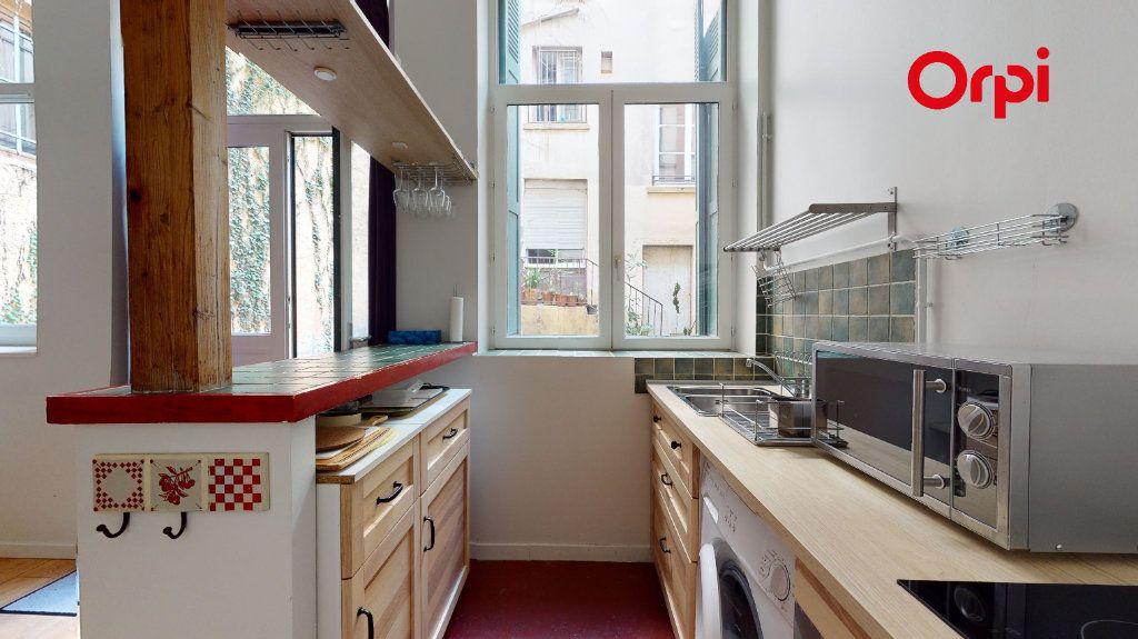 Appartement à louer 2 32m2 à Lyon 1 vignette-5