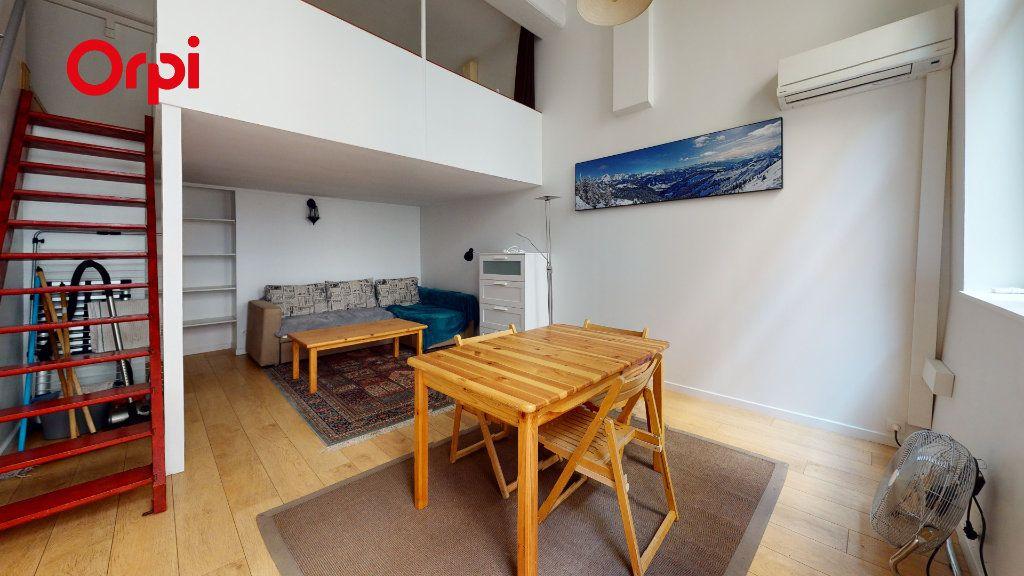 Appartement à louer 2 32m2 à Lyon 1 vignette-7