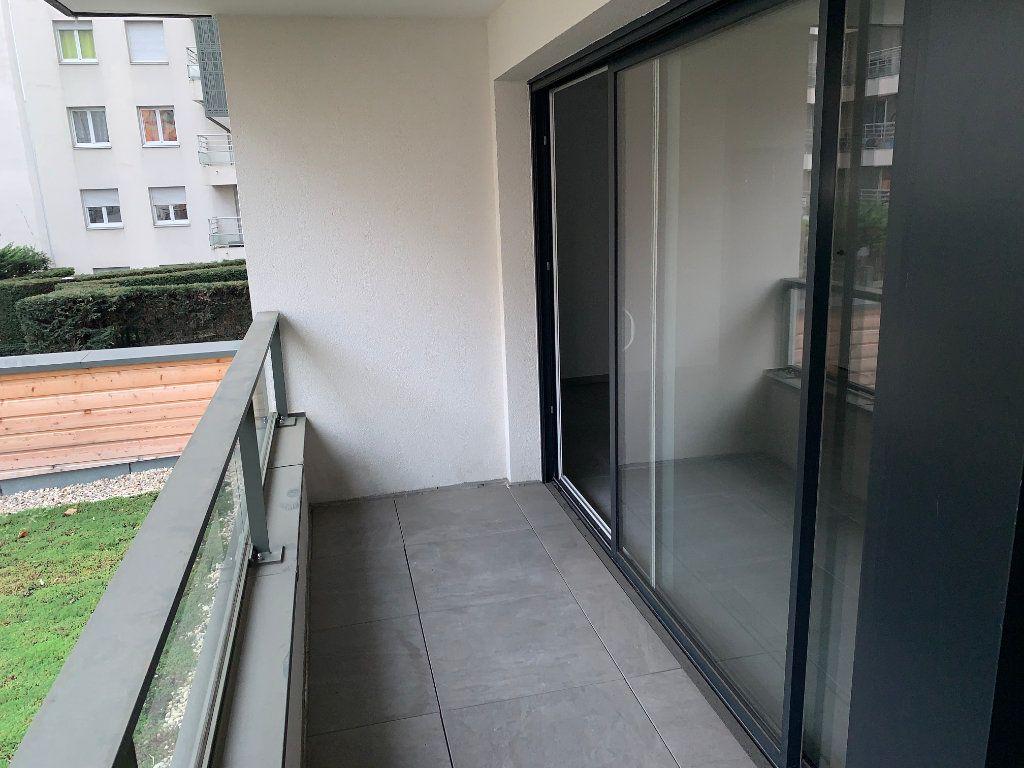 Appartement à vendre 2 47m2 à Villeurbanne vignette-1