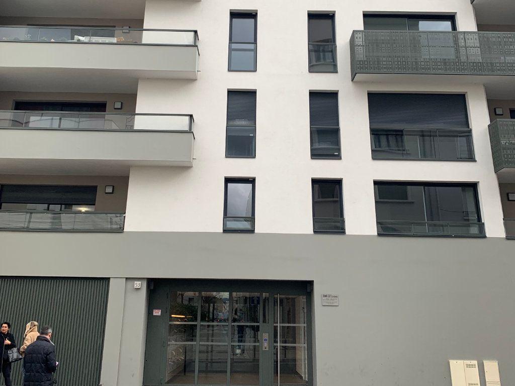Appartement à vendre 2 47m2 à Villeurbanne vignette-5