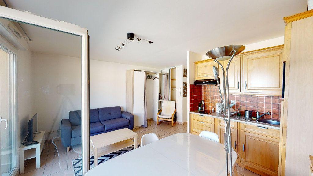 Appartement à louer 1 26m2 à Vaulx-en-Velin vignette-4