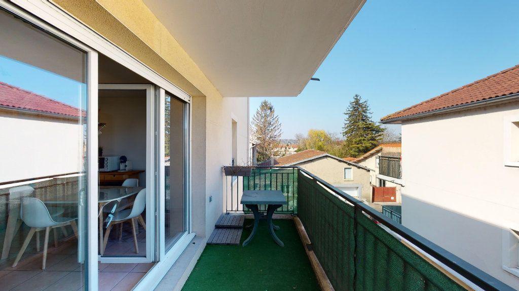 Appartement à louer 1 26m2 à Vaulx-en-Velin vignette-6