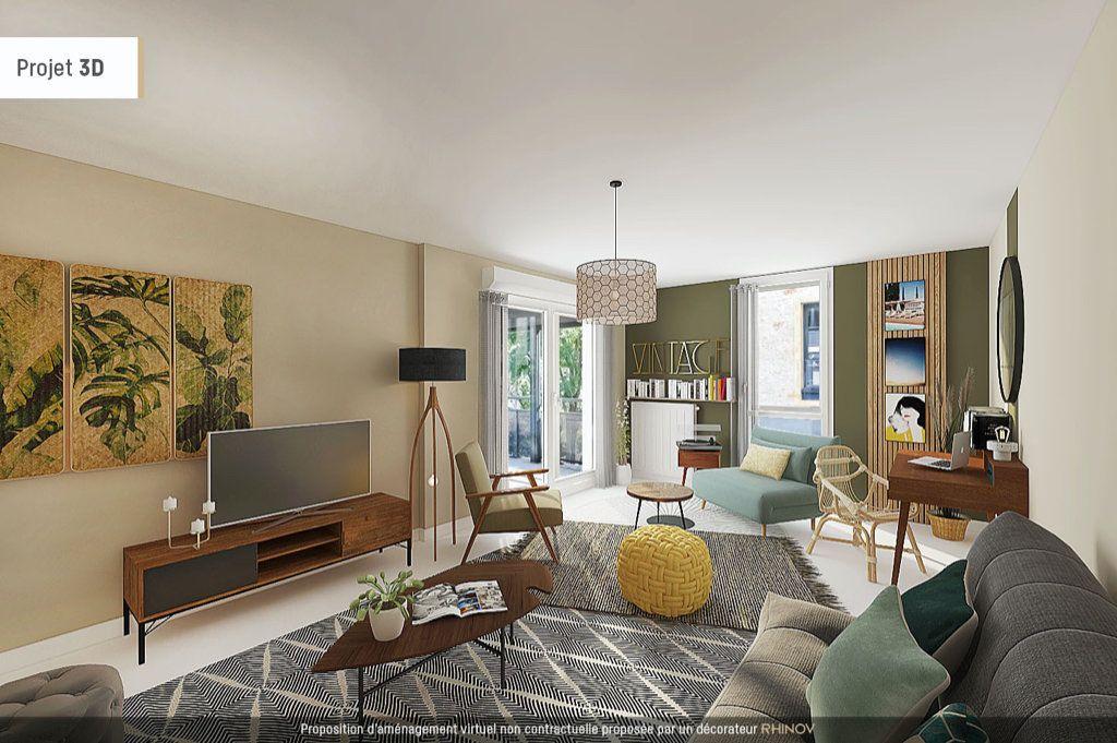 Appartement à vendre 3 66m2 à Lyon 9 vignette-3