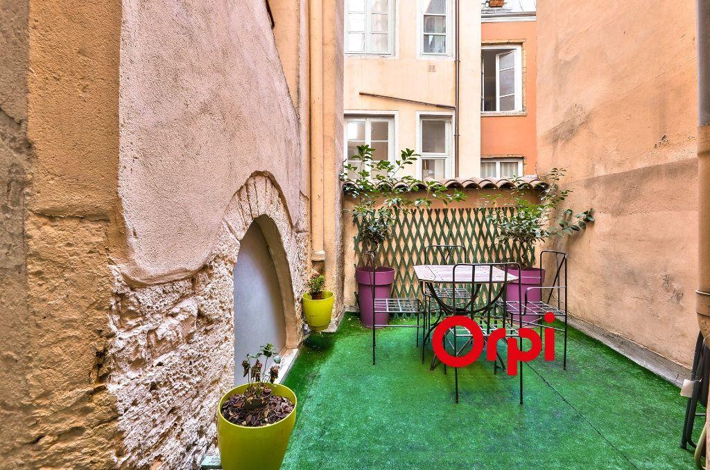 Appartement à vendre 1 38.73m2 à Lyon 1 vignette-1