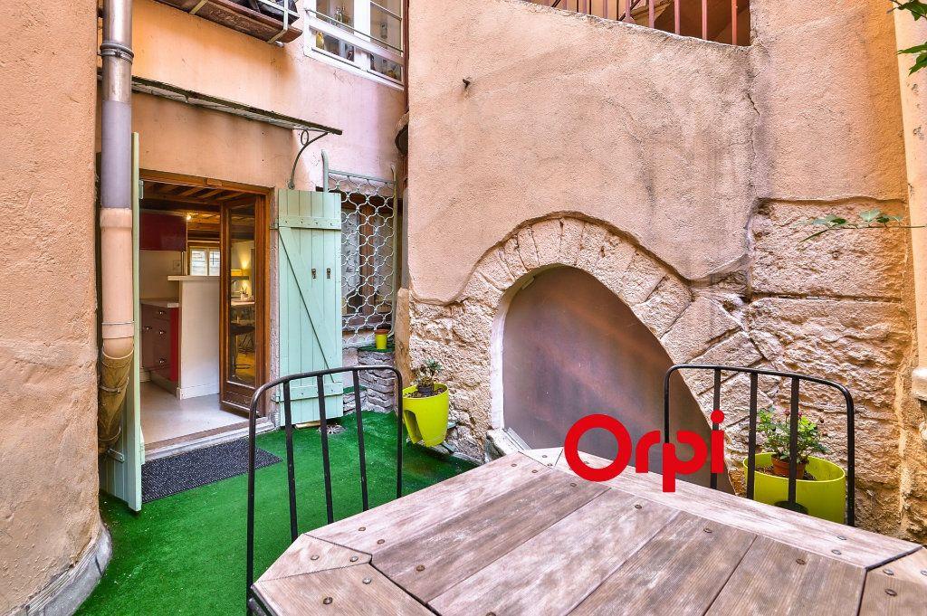 Appartement à vendre 1 38.73m2 à Lyon 1 vignette-2