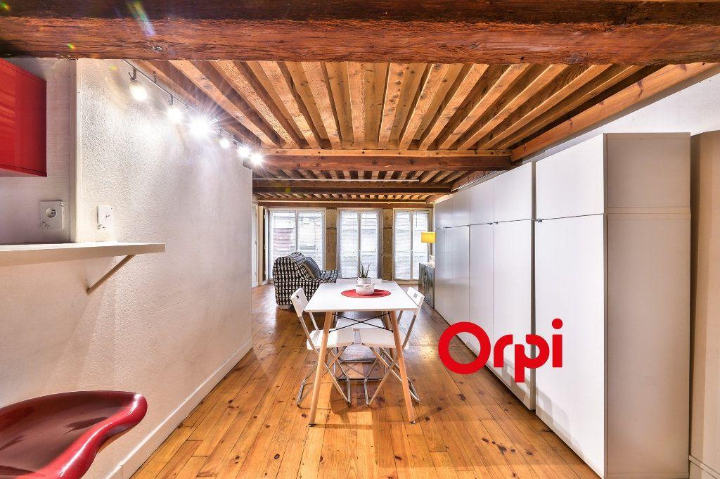 Appartement à vendre 1 38.73m2 à Lyon 1 vignette-3
