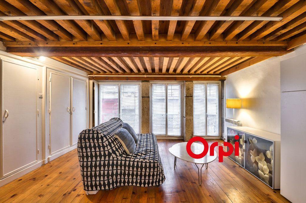 Appartement à vendre 1 38.73m2 à Lyon 1 vignette-4