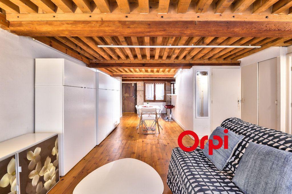 Appartement à vendre 1 38.73m2 à Lyon 1 vignette-5