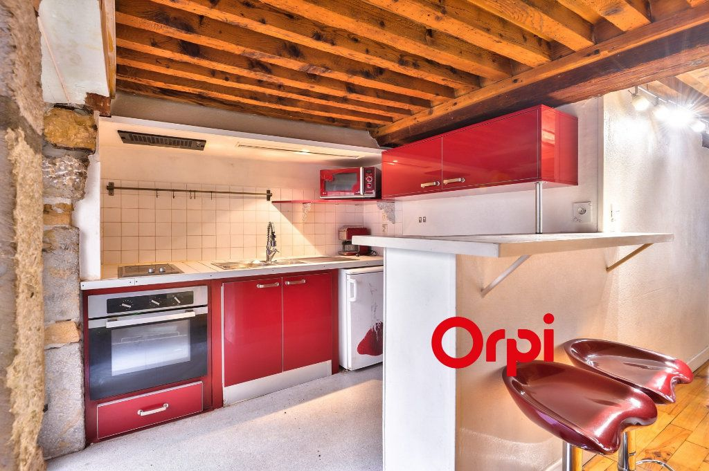 Appartement à vendre 1 38.73m2 à Lyon 1 vignette-6