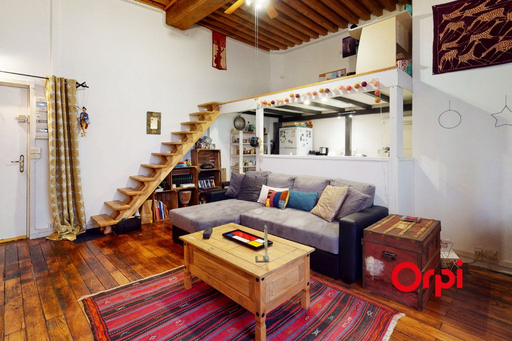 Appartement à vendre 2 48.84m2 à Lyon 1 vignette-3