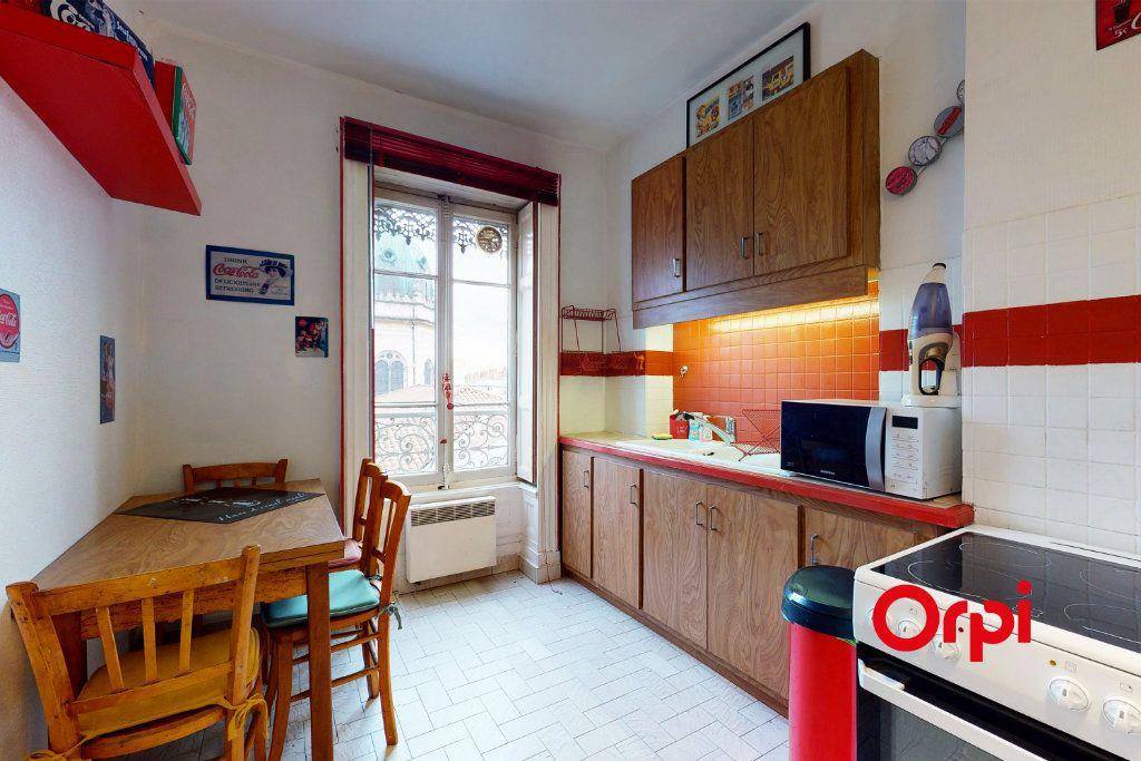 Appartement à louer 2 65.53m2 à Lyon 2 vignette-5
