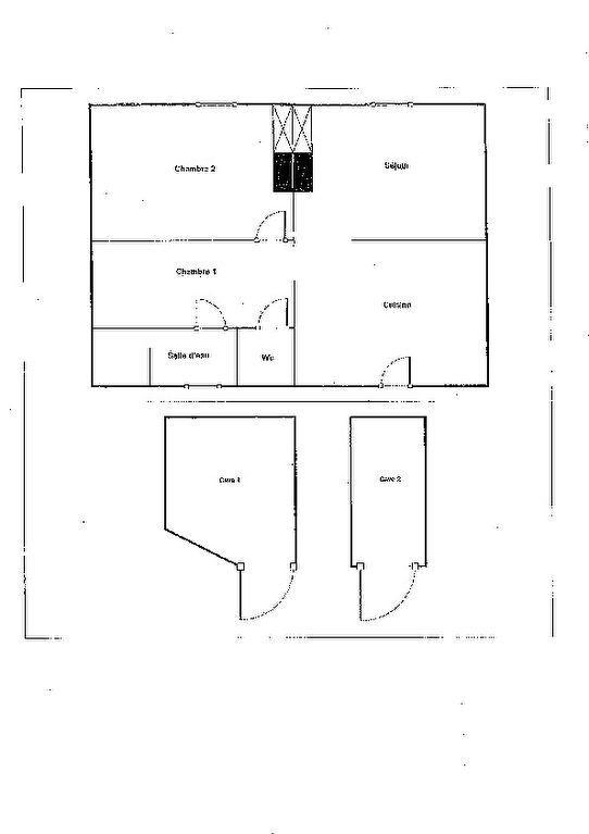 Appartement à vendre 3 52.39m2 à Lyon 9 vignette-4