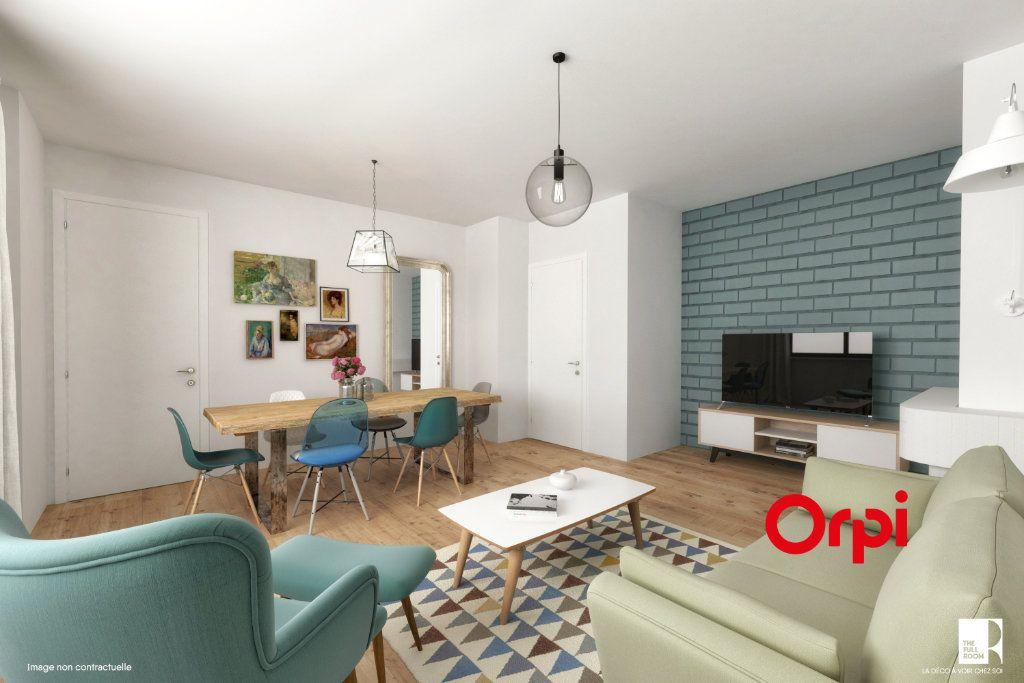 Appartement à vendre 4 93.73m2 à Lyon 8 vignette-1