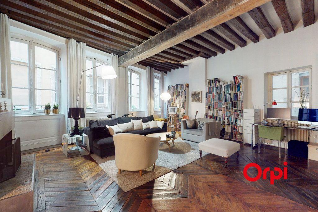 Appartement à vendre 5 160.16m2 à Lyon 1 vignette-1