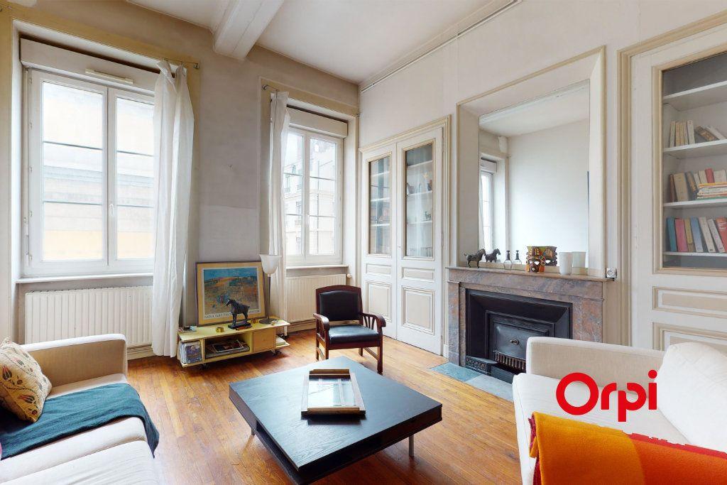 Appartement à vendre 3 103m2 à Lyon 1 vignette-2