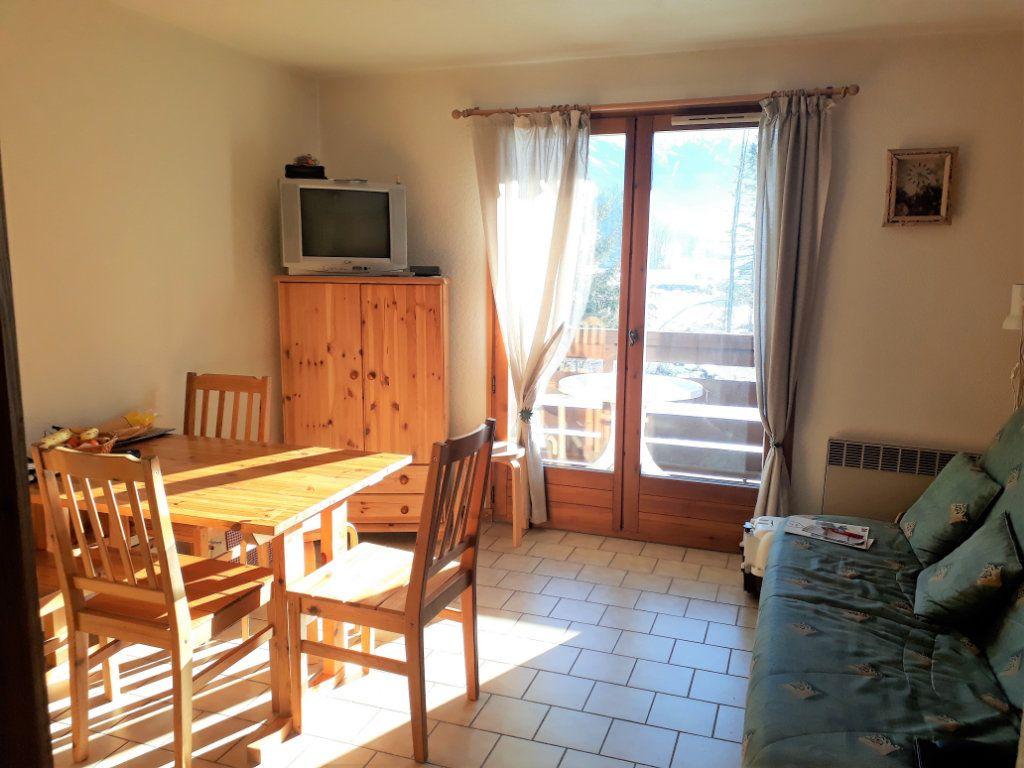 Appartement à vendre 2 24.55m2 à Morillon vignette-2