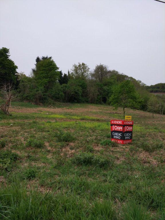 Terrain à vendre 0 5100m2 à Montlieu-la-Garde vignette-3