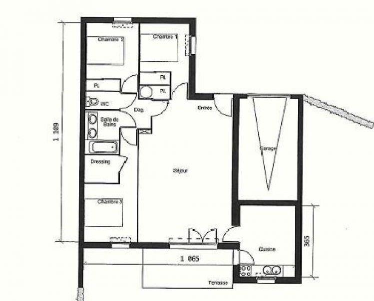 Maison à vendre 4 83m2 à Saint-André-de-Cubzac vignette-7