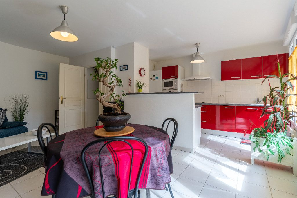 Appartement à vendre 2 57m2 à Arcachon vignette-1