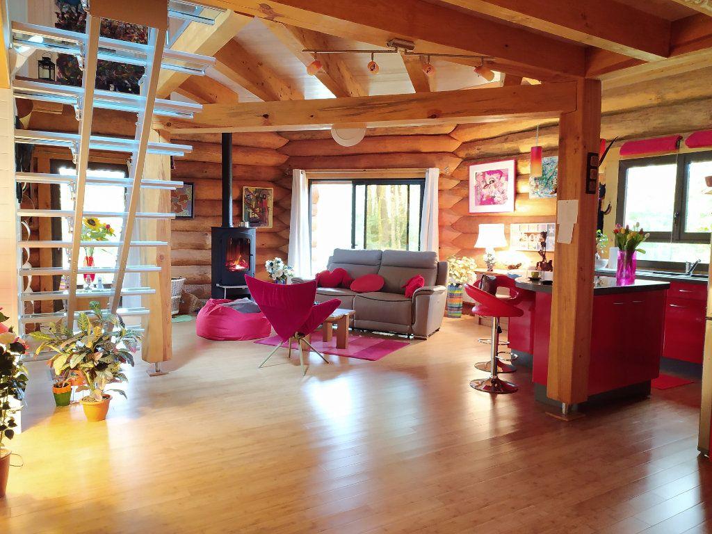 Maison à vendre 4 140m2 à Commensacq vignette-2