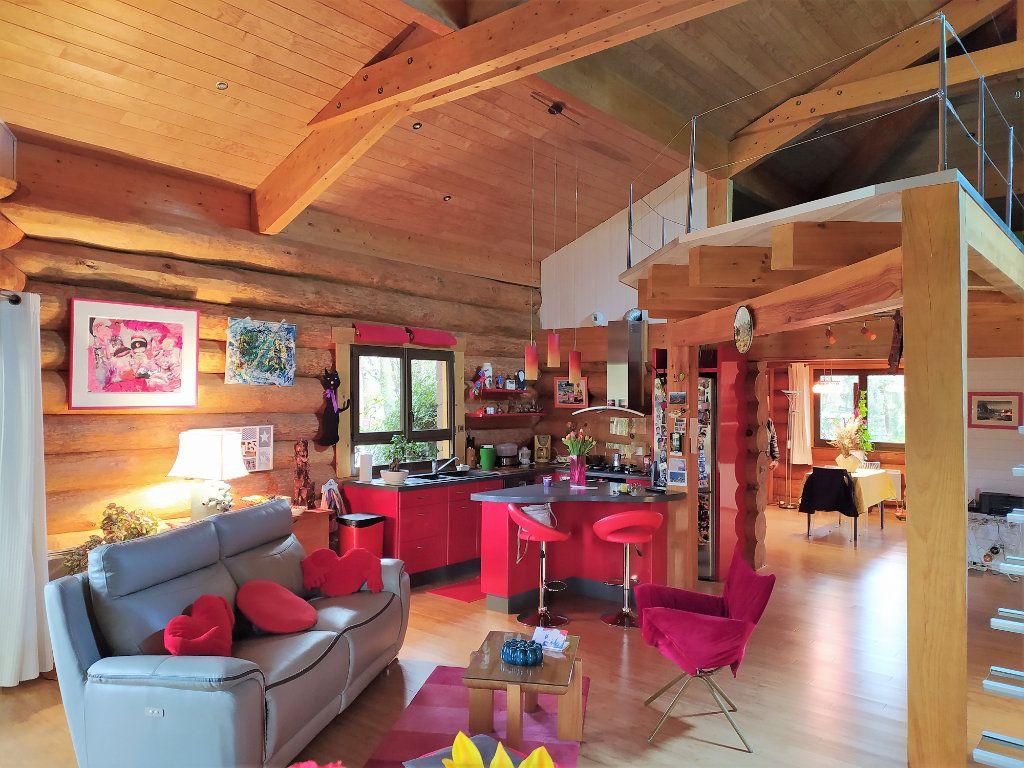 Maison à vendre 4 140m2 à Commensacq vignette-4