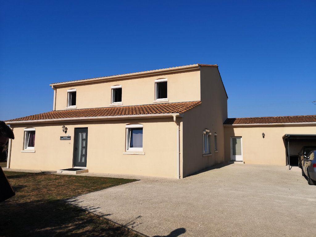 Maison à vendre 7 221m2 à Saint-Angeau vignette-14