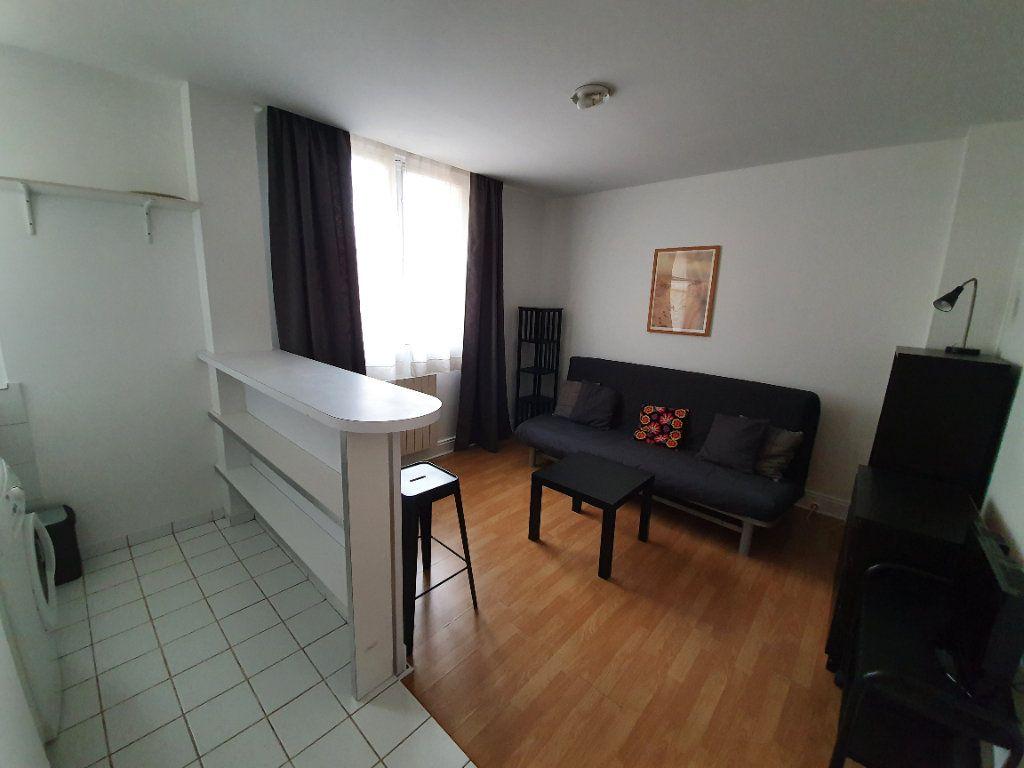 Appartement à louer 1 23.25m2 à Paris 16 vignette-2