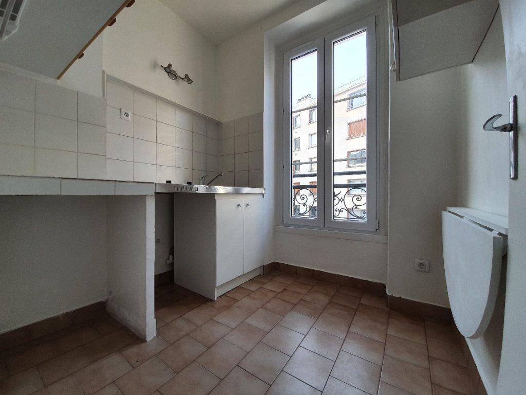 Appartement à louer 1 23.5m2 à Boulogne-Billancourt vignette-4