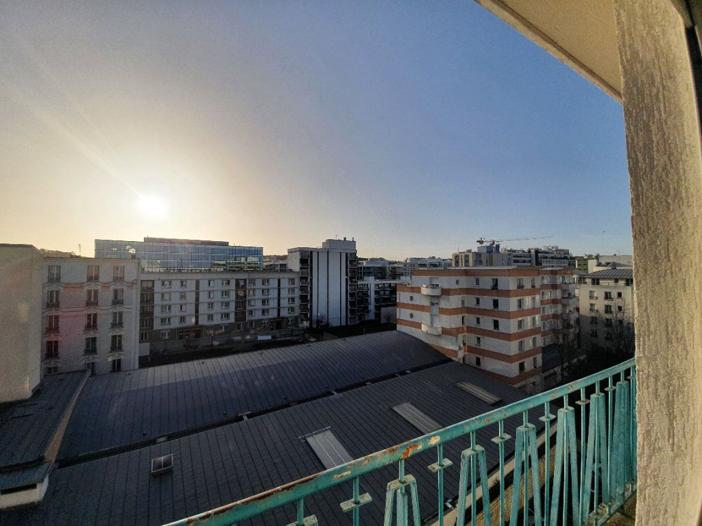 Appartement à vendre 2 38.31m2 à Boulogne-Billancourt vignette-3