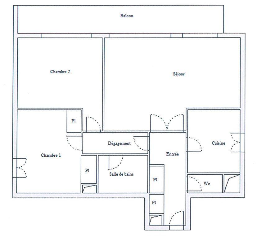Appartement à vendre 3 62.55m2 à Boulogne-Billancourt vignette-3