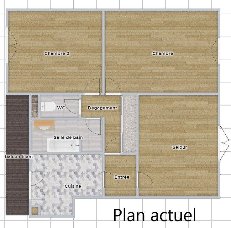 Appartement à vendre 3 72m2 à Courbevoie vignette-7