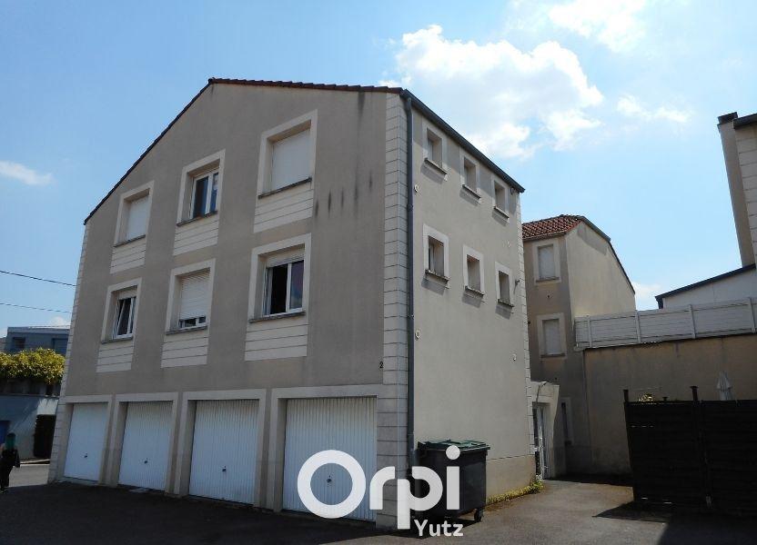 Appartement à louer 2 39.4m2 à Terville vignette-1