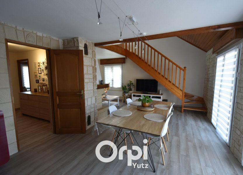 Maison à vendre 6 115m2 à Uckange vignette-2