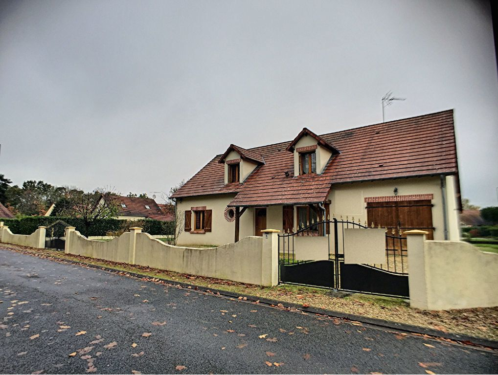 Maison à vendre 8 185m2 à Salbris vignette-1