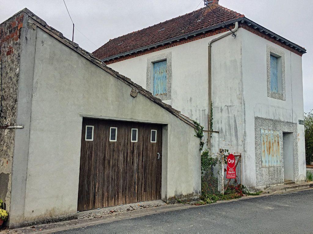Maison à vendre 6 130m2 à Souesmes vignette-2