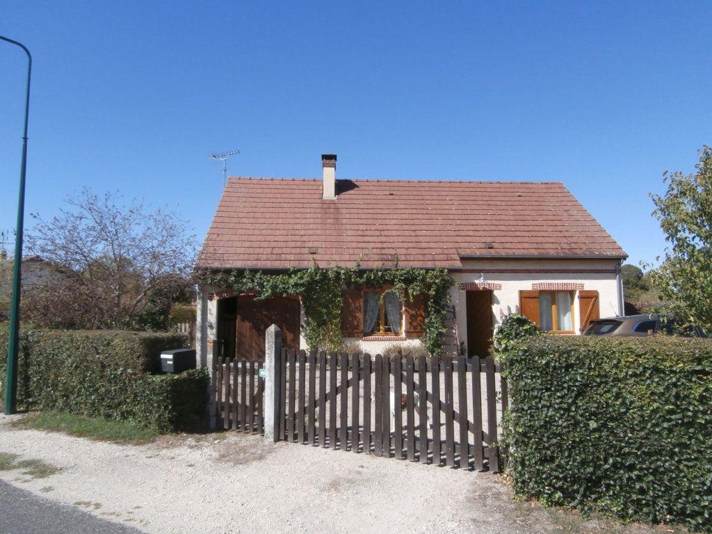 Maison à vendre 3 79m2 à La Ferté-Beauharnais vignette-1