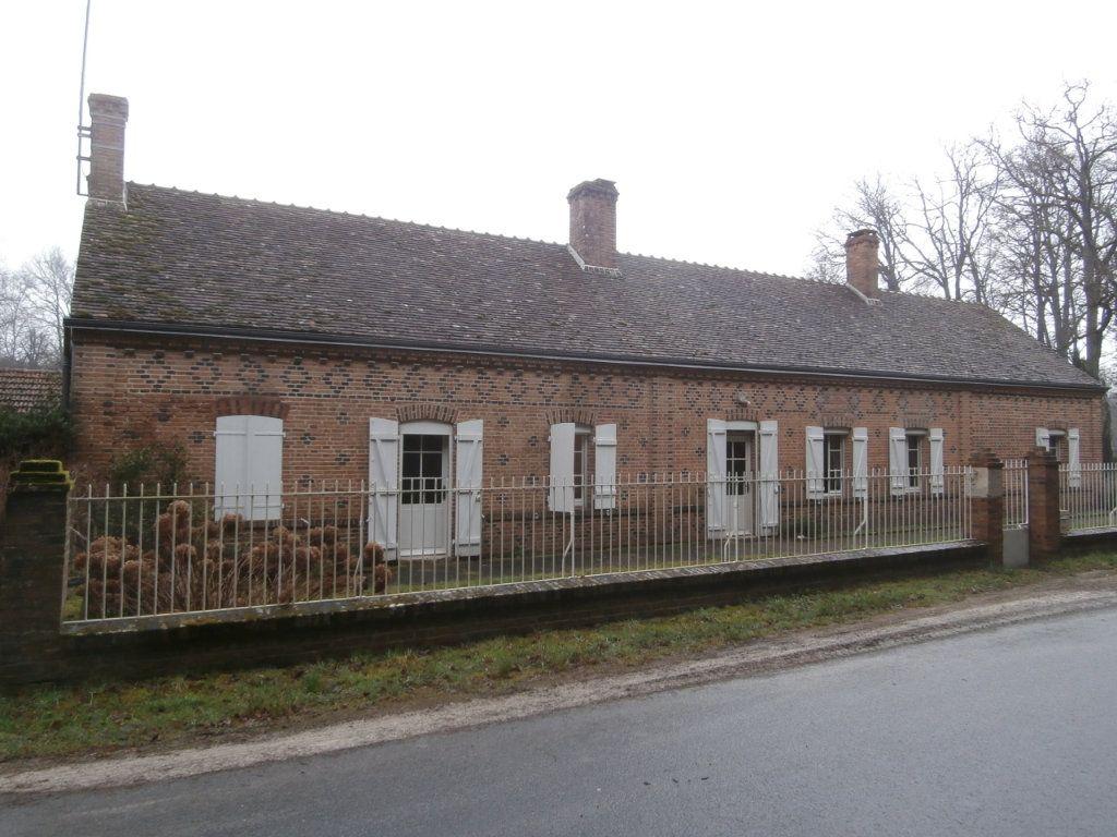 Maison à vendre 5 143m2 à Villeny vignette-1
