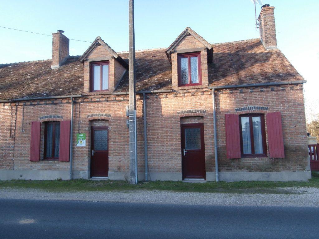 Maison à vendre 6 137m2 à La Ferté-Beauharnais vignette-1