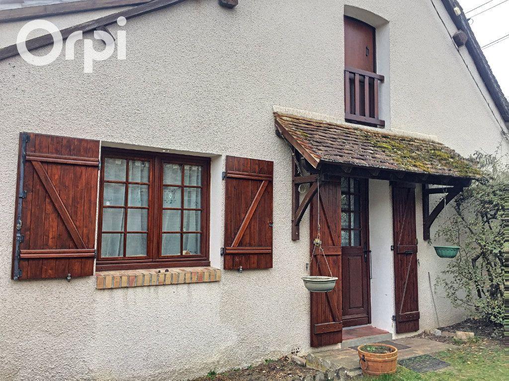 Maison à vendre 3 73m2 à Souesmes vignette-1