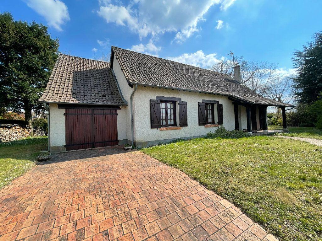 Maison à vendre 7 140m2 à Salbris vignette-1