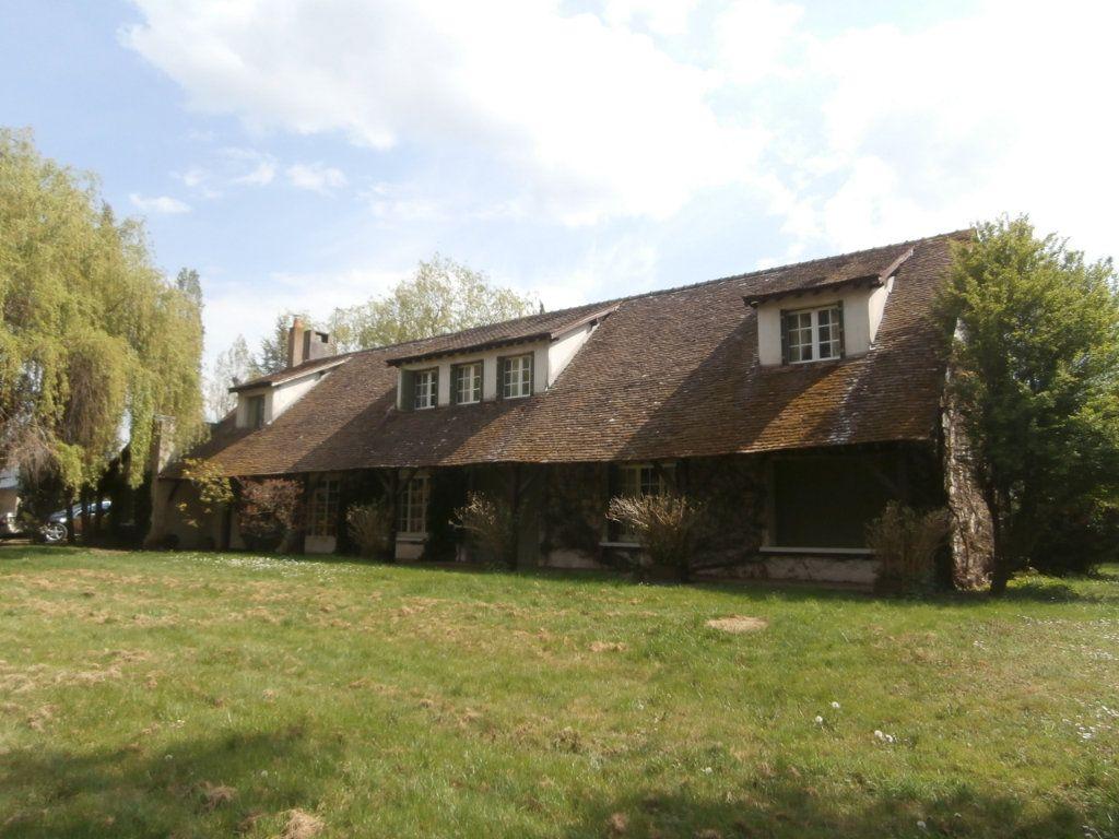 Maison à vendre 8 257m2 à Neung-sur-Beuvron vignette-1